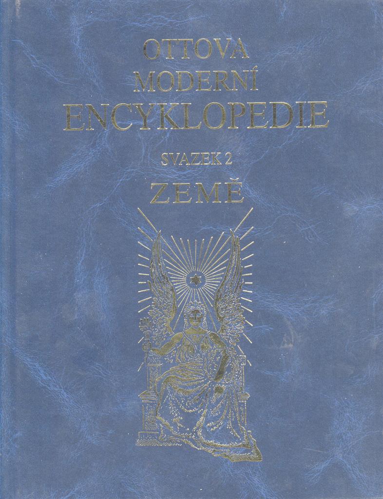 Ottova moderní encyklopedie Země - Helena Kholová