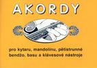Akordy, Pro kytaru, mandolínu, pětistrunné bendžo, basu a klávesové nástroje