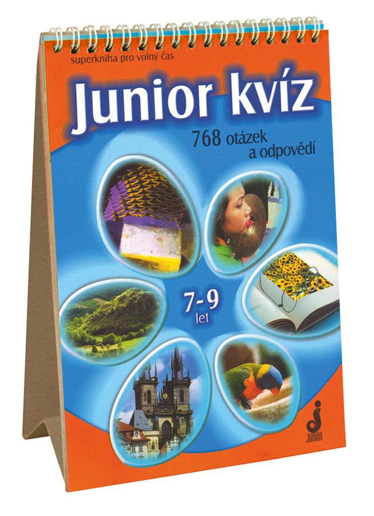 Junior kvíz 7- 9 let - Hana Pohlová