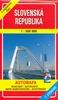 Slovenská republika 1 : 500 000, Automapa