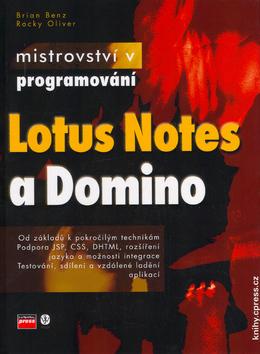 Mistrovství v programování v Lotus Notes a Domino