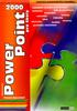 PowerPoint 2000 pro školy, učebnice prezentačního manažeru