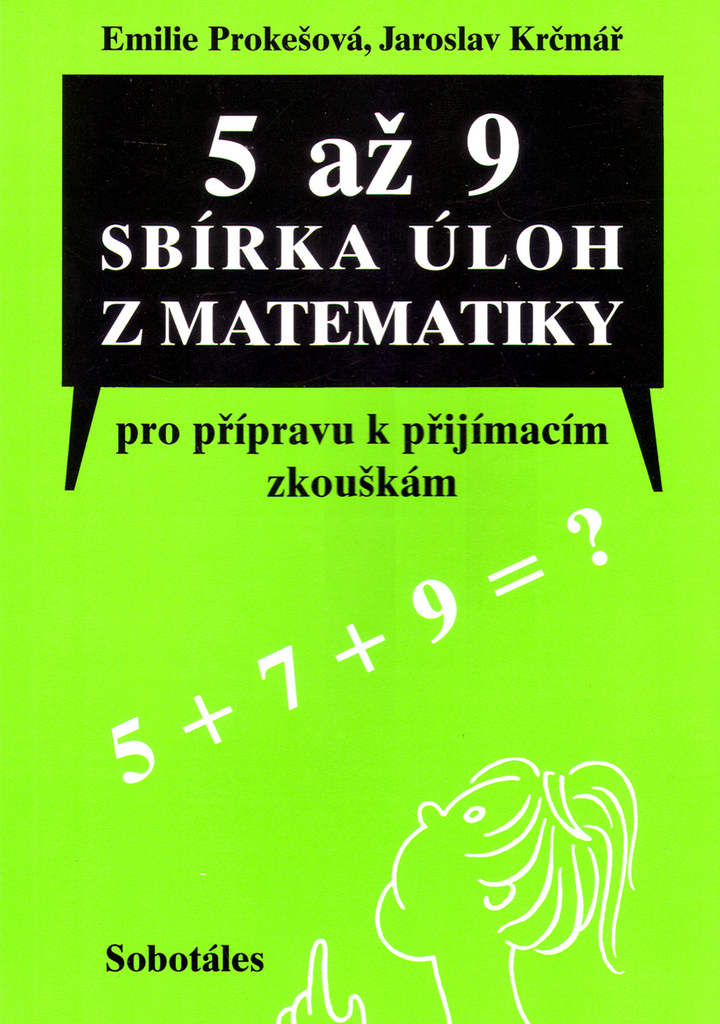 5 až 9 sbírka úloh z matematiky - Emilie Prokešová