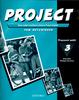Project 3 Work Book, Pracovní sešit