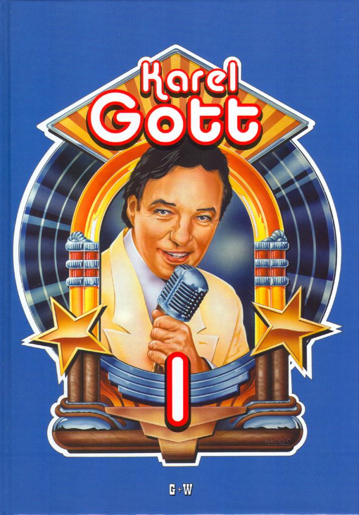 Karel Gott 1 - Miroslav Černý
