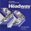 New Headway Intermediate Student´s Workbook 2xCD, English Course