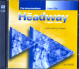 New headway Pre-Intermediate Class 2xCD, English Course