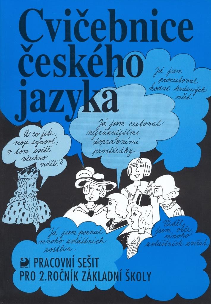 Cvičebnice českého jazyka pro 2.ročník základní školy - Jiřina Polanská