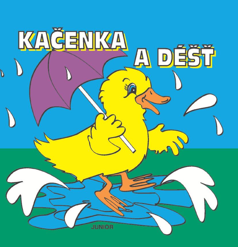 Kačenka a déšť