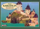 Hrad Karlštejn, papírová vystřihovánka