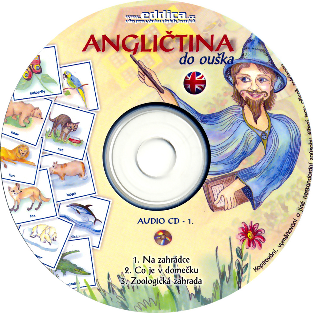 Angličtina do ouška + CD