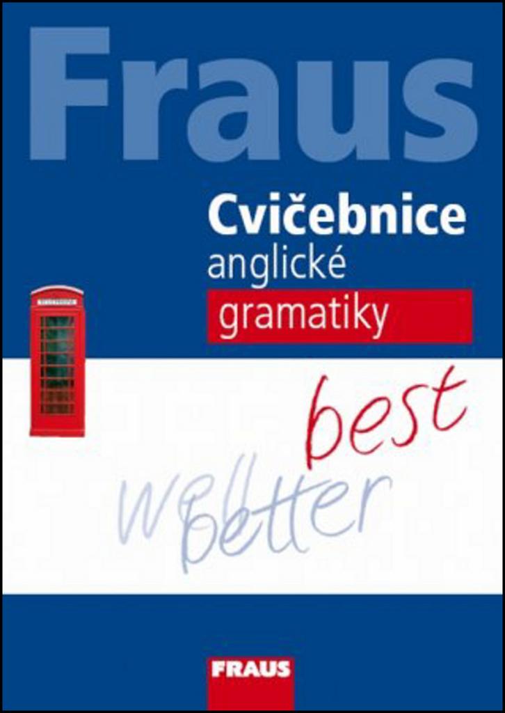 Cvičebnice anglické gramatiky - Daniela Špačková