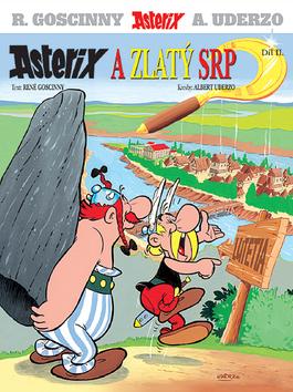 Asterix a  Zlatý srp