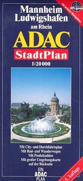 Mannheim, Ludwigsshafen 1: 20 000