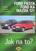 Ford Fiesta, Ford Ka, Mazda 121 od 1/96, Údržba a opravy automobilů č. 52