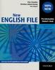 New English file Pre-intermediate Studenťs Book s anglicko-českým slovníčkem