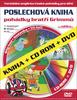 Pohádky bratří Grimmů, Poslechová kniha Kniha + CD ROM + DVD