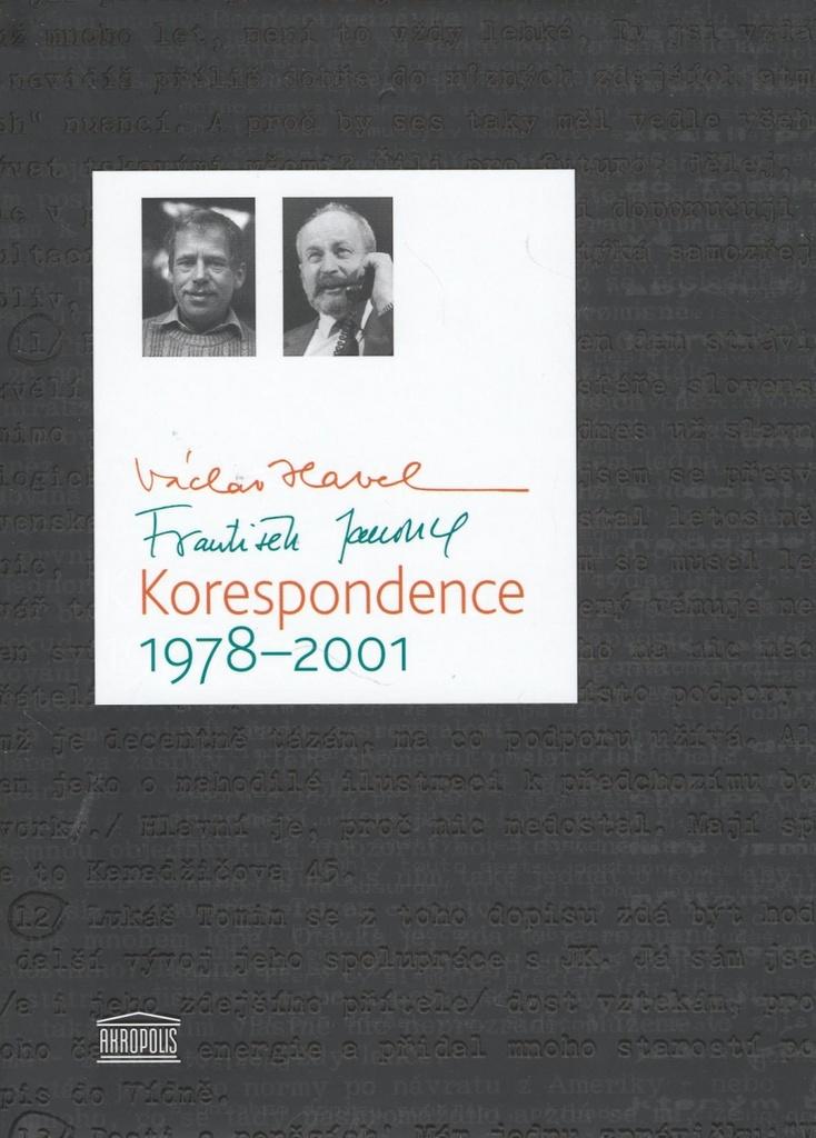 Korespondence 1978 - 2001 - František Janouch