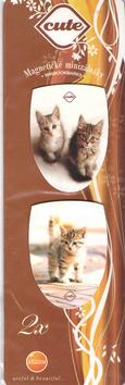 Magnetická záložka Koťata - CT 004