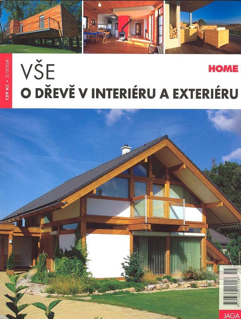 Vše o dřevě v interiéru a exteriéru - Kolektiv autorů