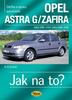 Opel Astra G/Zafira 3/98 -6/05, Údržba a opravy automobilů č.62