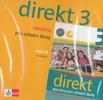 Direkt 3 Němčina pro střední školy, Audio CD k učebnici