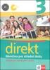 Direkt 3 Němčina pro střední školy, Učebnice a pracovní sešit+CD