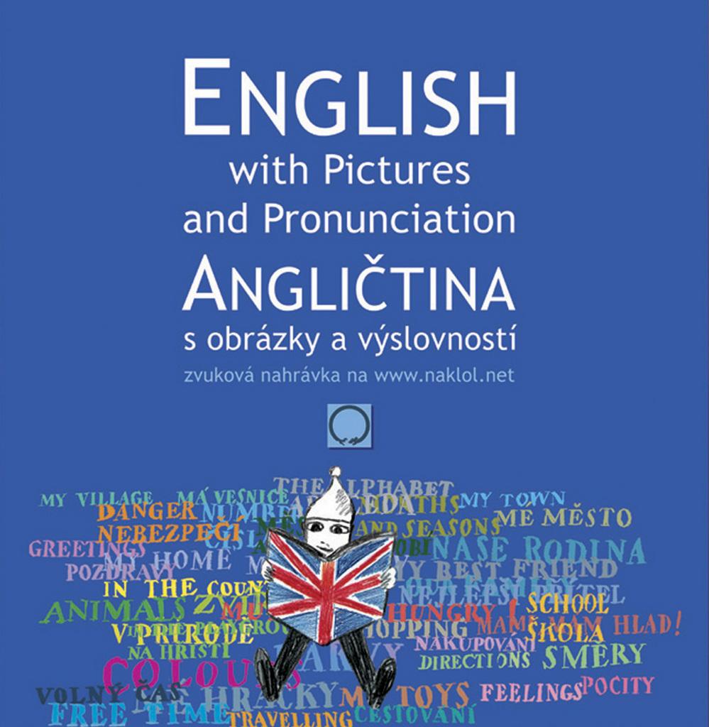 Angličtina s obrázky a výslovností - Václav Řeřicha