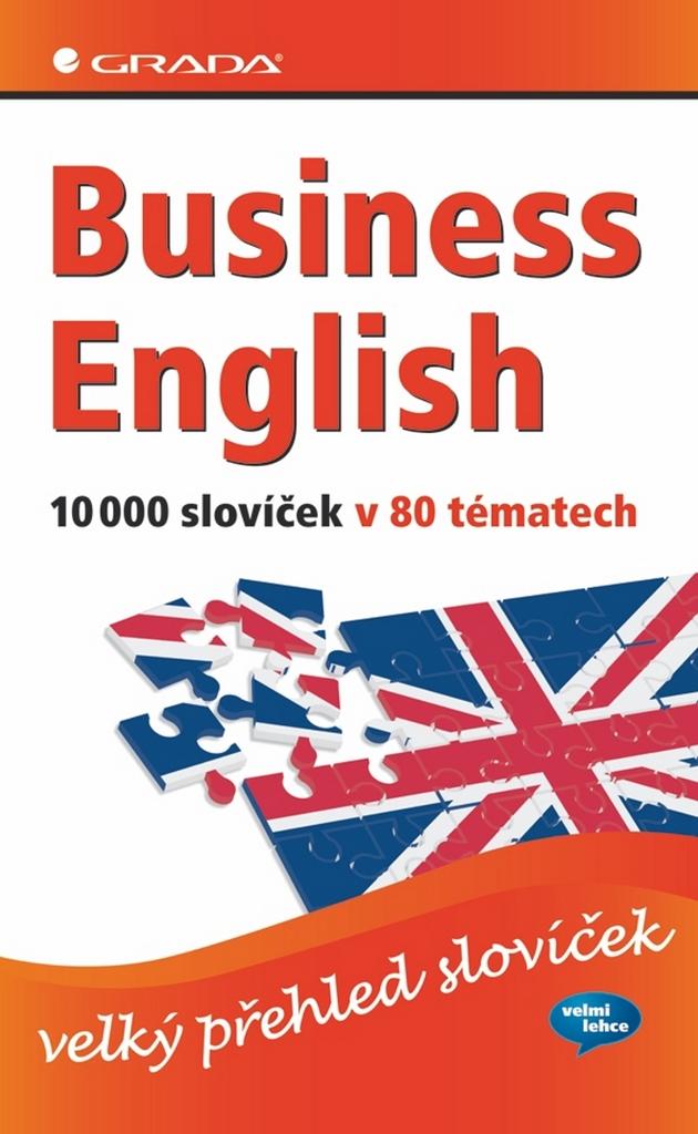 Business English 10 000 slovíček v 80 tématech