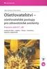 Ošetřovatelství pracovní sešit II/1. díl, ošetřovatelské postupy pro zdravotnické asistenty