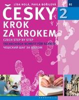 Česky krok za krokem 2 + 2 CD, Czech step by step