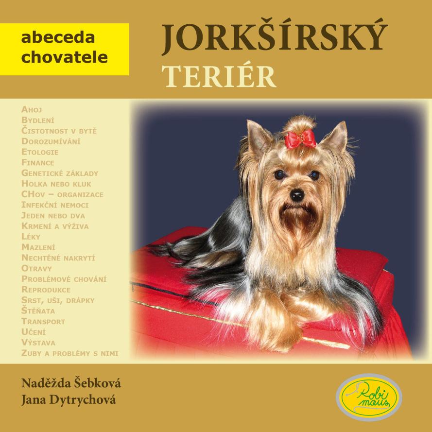 Jorkšírský teriér - Naděžda Šebková