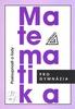 Matematika pro gymnázia Posloupnosti a řady