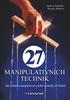 27 manipulativních technik - Andreas Edmüller; Thomas Wilhelm