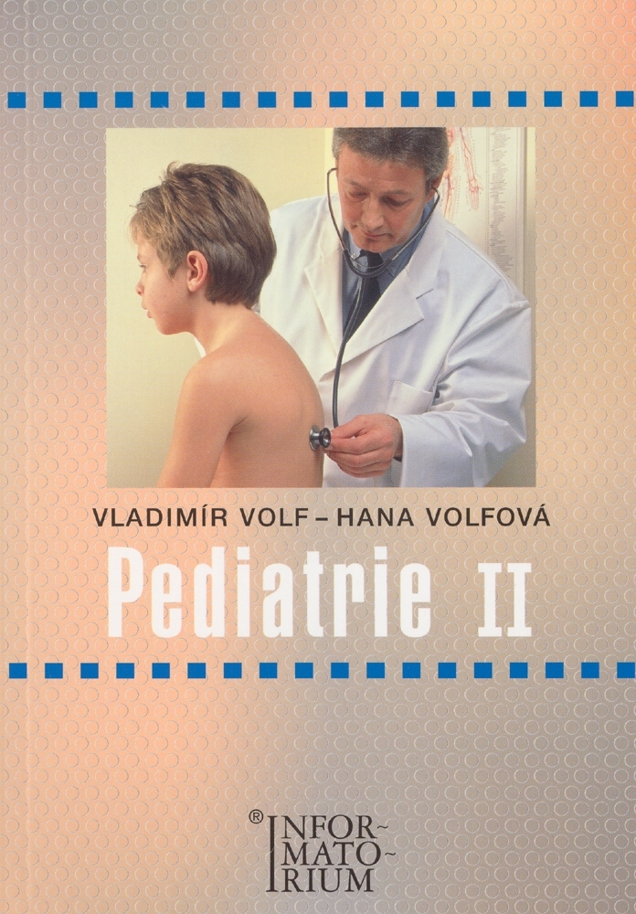 Pediatrie II - Vladimír Volf