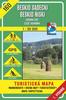 Beskid Sadecki Beskid Niski Západná časť 1:50 000, 160 Turistická mapa