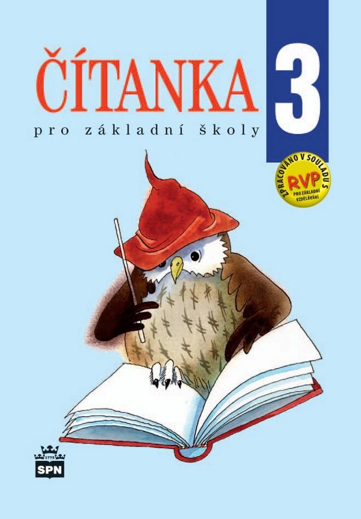 Čítanka 3 pro základní školy - Jana Čeňková