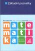 Matematika Základní poznatky, Matematika pro SOŠ