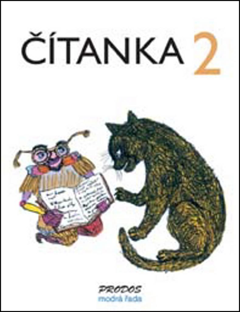 Čítanka 2 - Hana Mikulenková