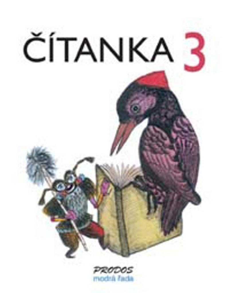 Čítanka 3 - Radek Malý