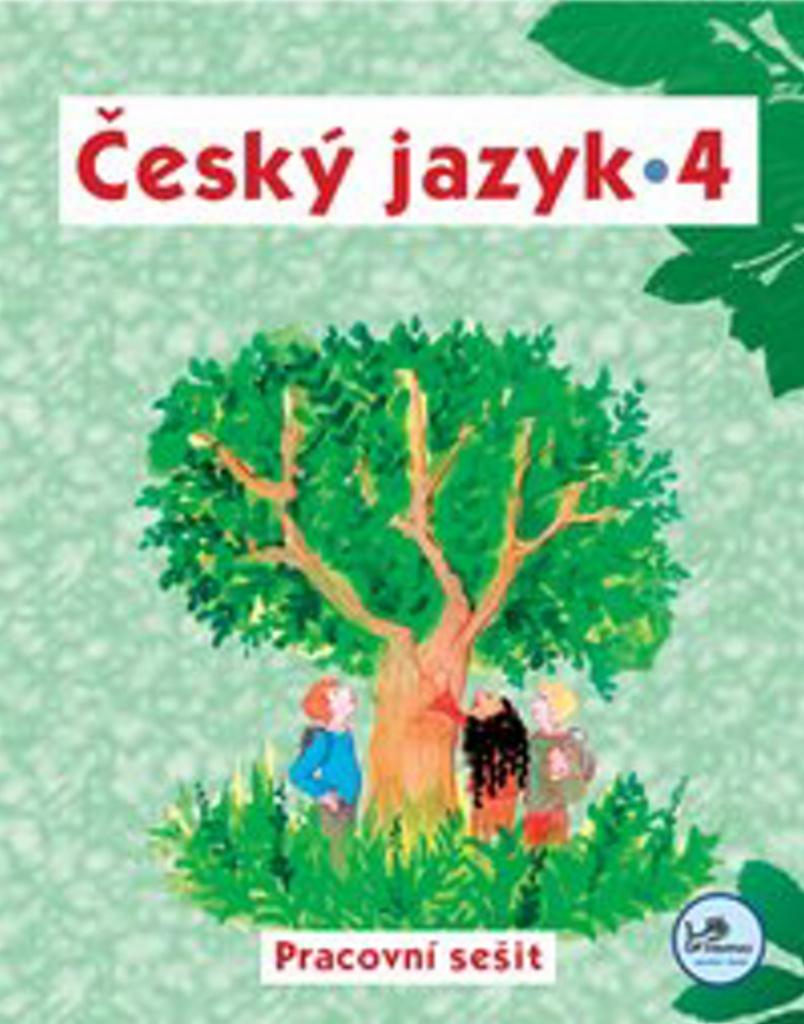 Český jazyk 4 pracovní sešit - Hana Mikulenková