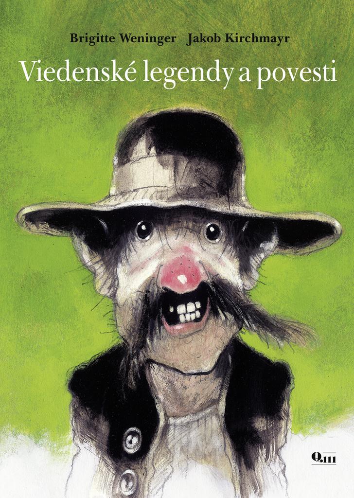 Viedenské legendy a povesti - Brigitte Weningerová