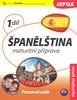 Španělština 1 Maturitní příprava, Pracovní sešit B1-B2