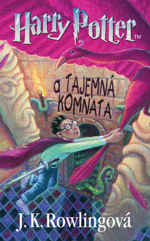 Harry Potter a Tajemná komnata - Joanne K. Rowlingová