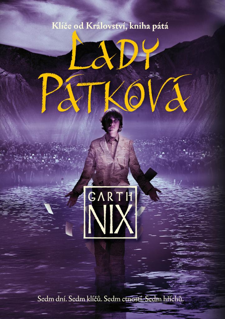 Lady Pátková - Garth Nix