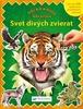 Svet divých zvierat, Veľká kniha nálepiek