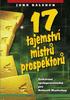 17 tajemství mistrů prospektorů - John Kalench