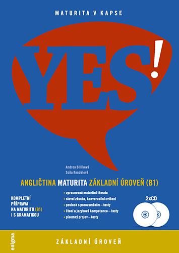 YES! Angličtina maturita - Andrea Billíková