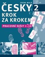 Česky krok za krokem 2 - Pracovní sešit: Lekce 1-10