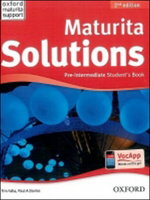Maturita Solutions Pre-Intermediate Student´s Book Czech Edition, 2nd Edition